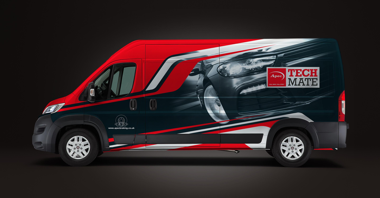 Apec Techmate Van