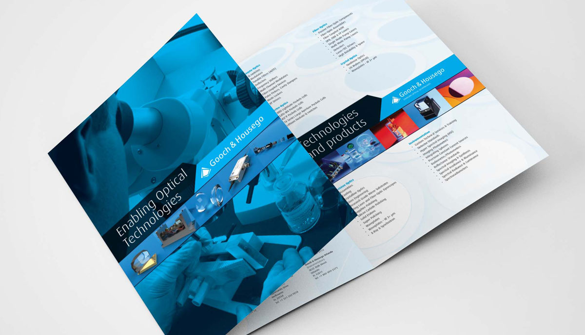 6pp brochure