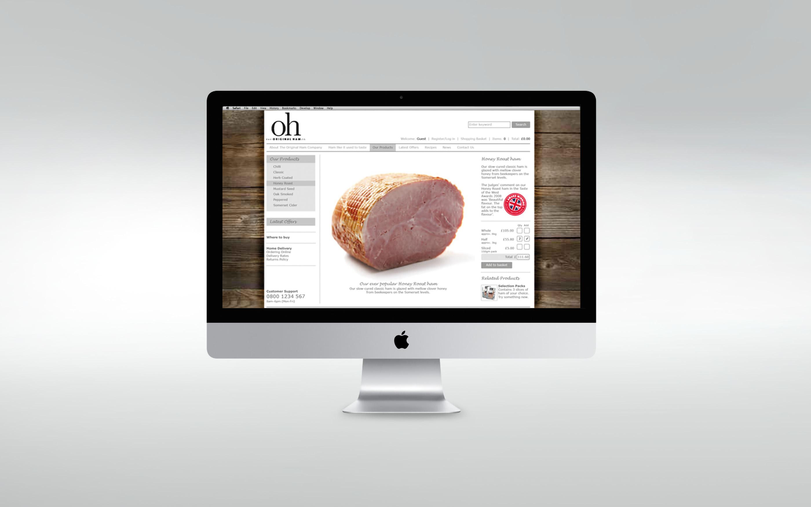 Original Ham website