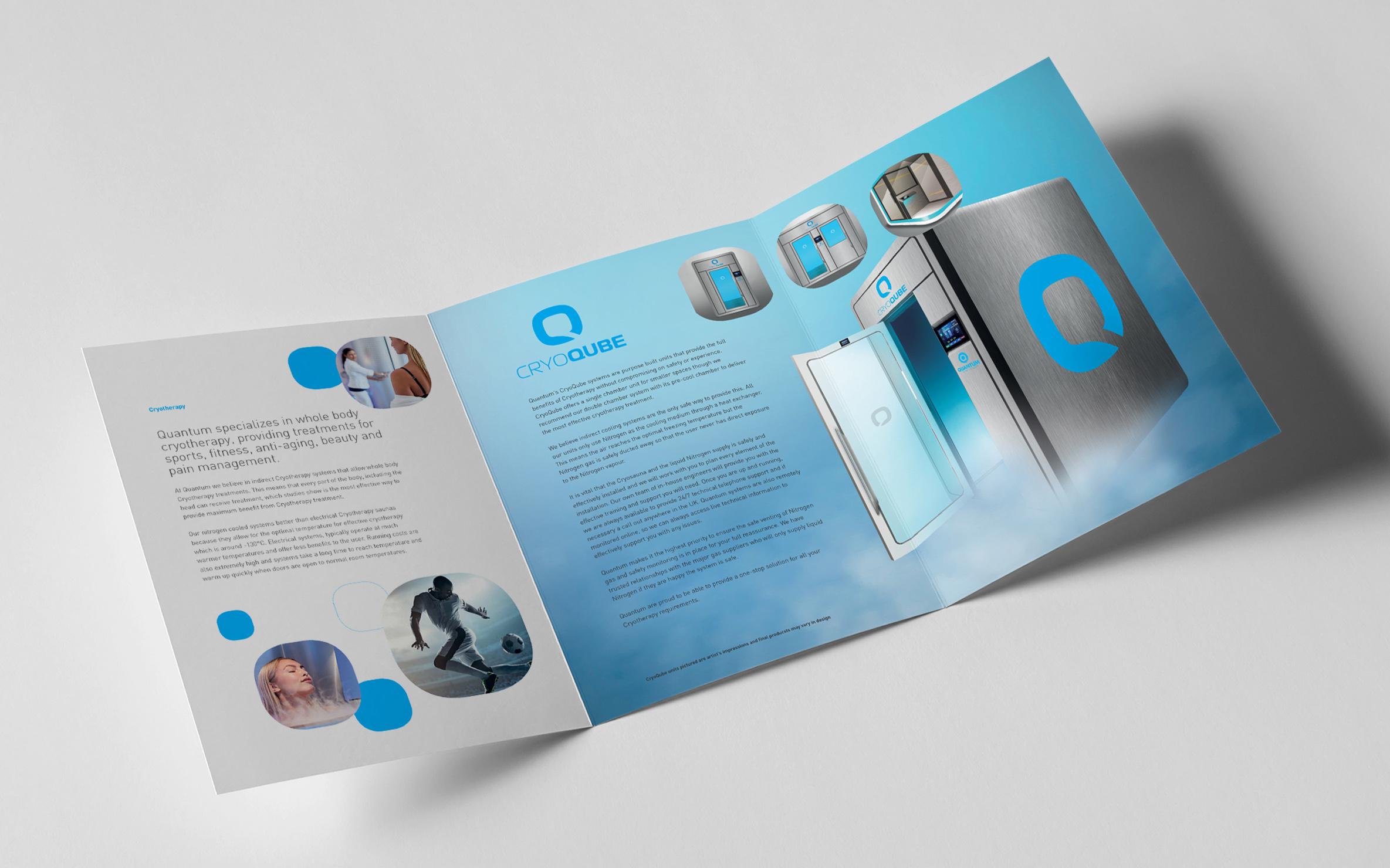 Quantum CryoQube brochure