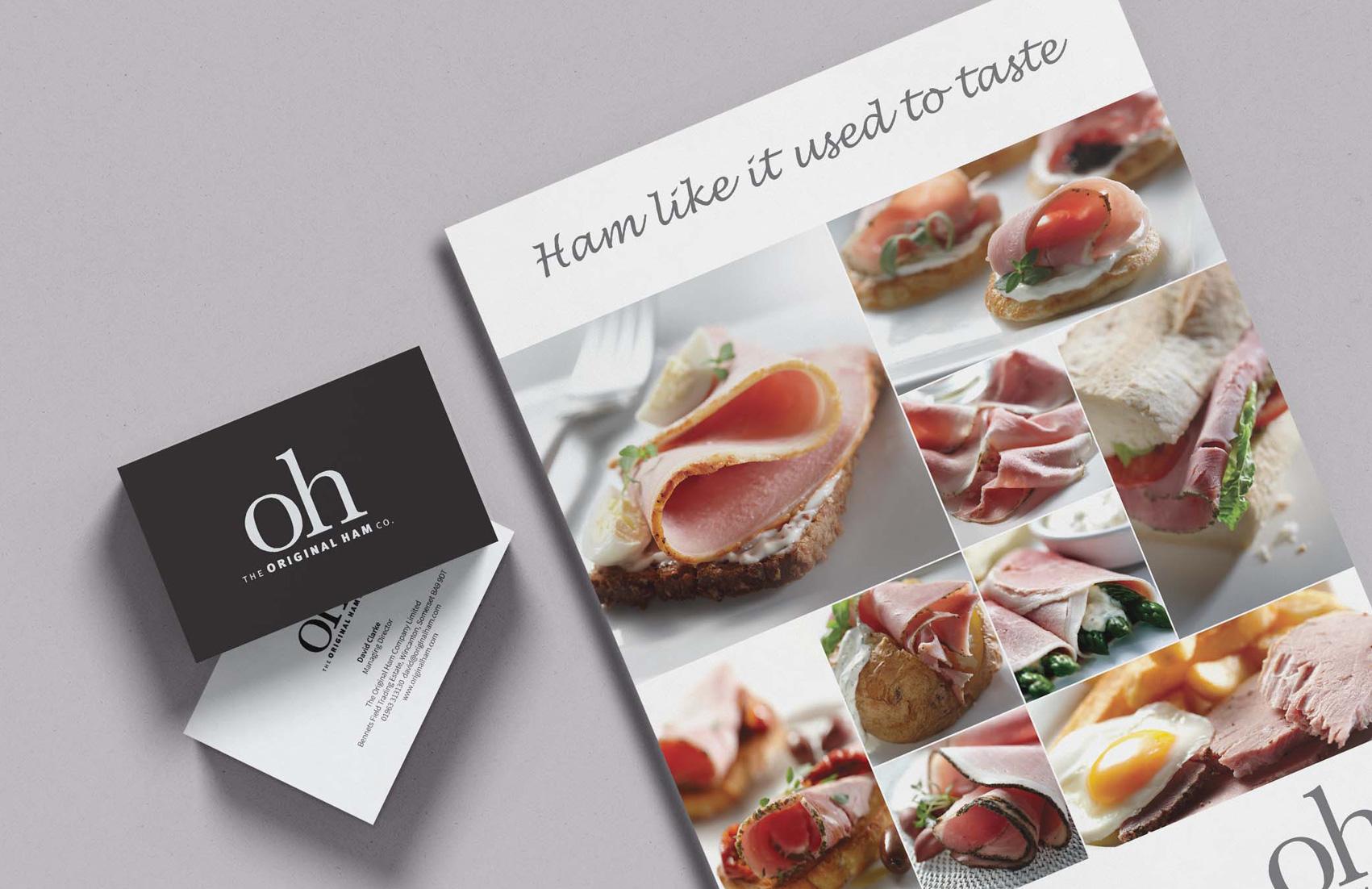 Original Ham poster