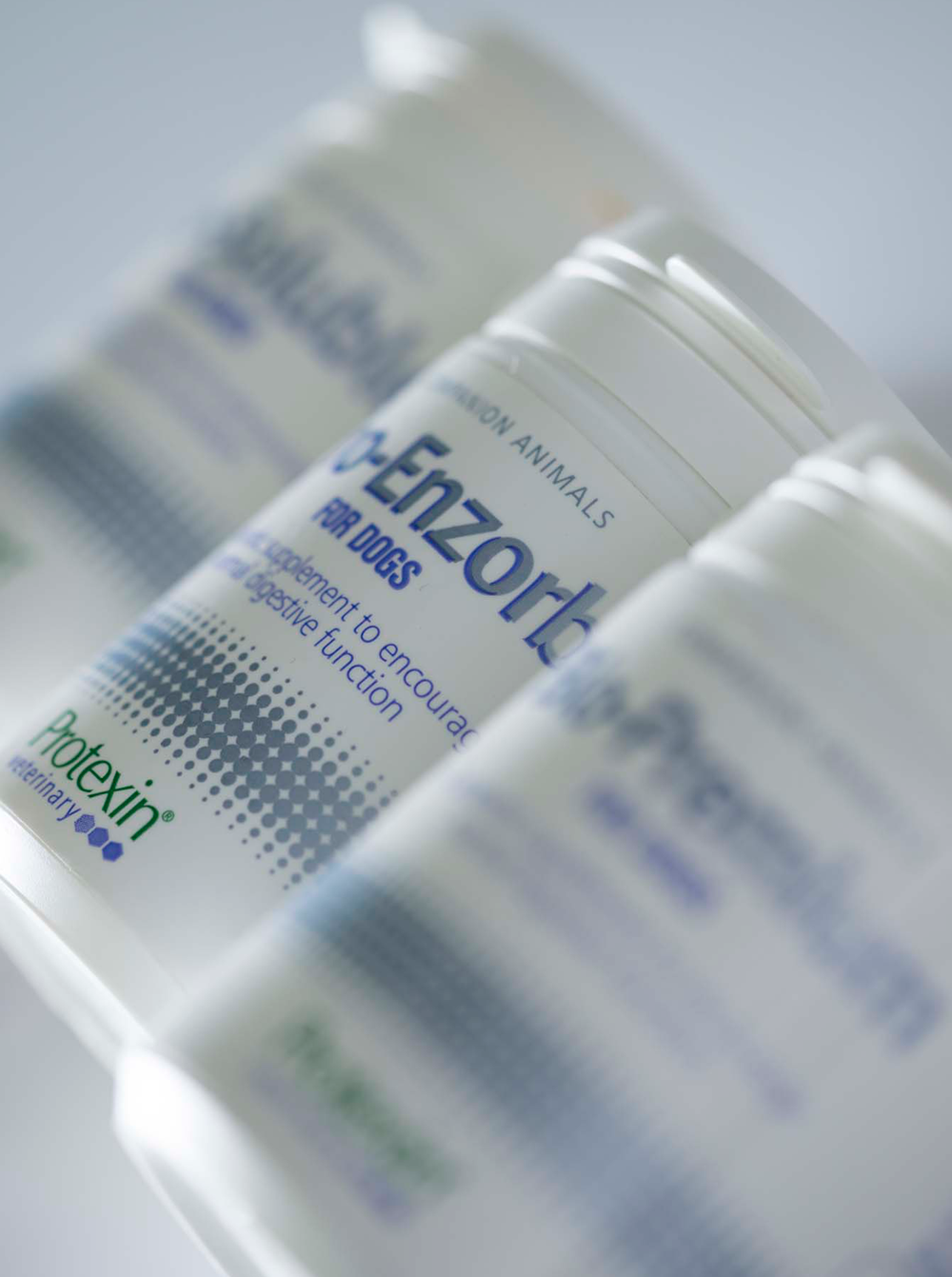 Protexin Pro-Enzorb packaging design