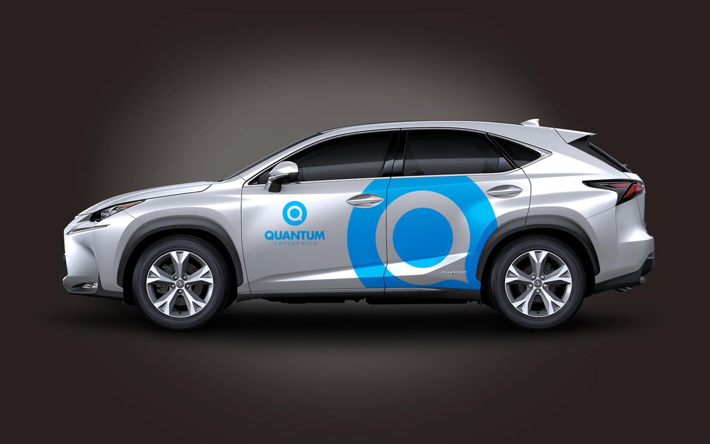 Quantum vehicle livery design
