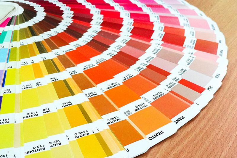 The basics of colour psychology