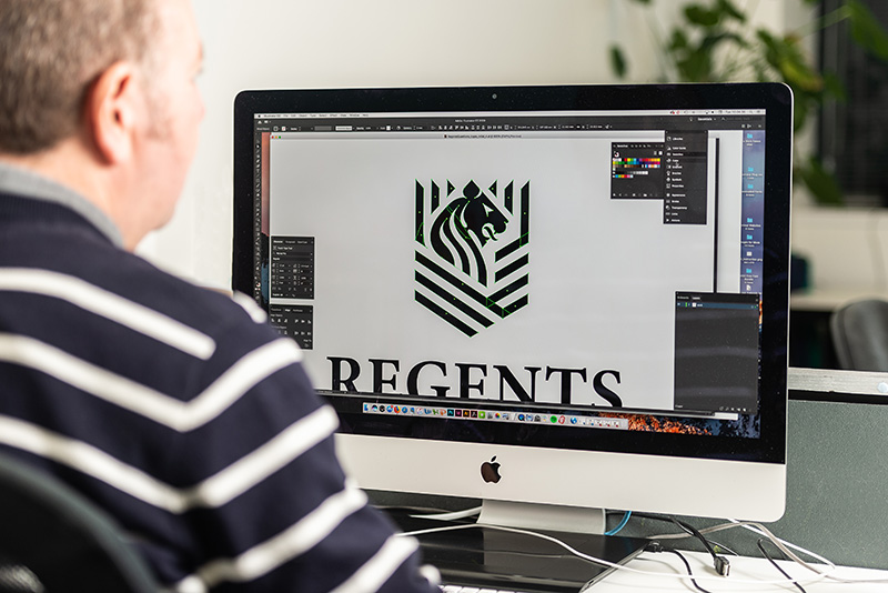 Do you have a logo, or do you have a brand?