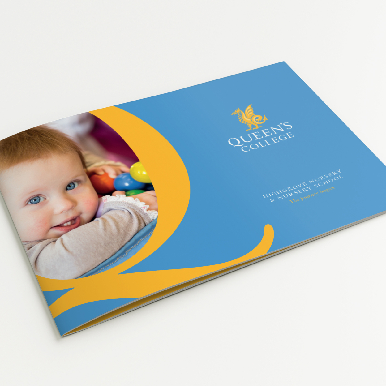 Queens Nursery Prospectus cover square
