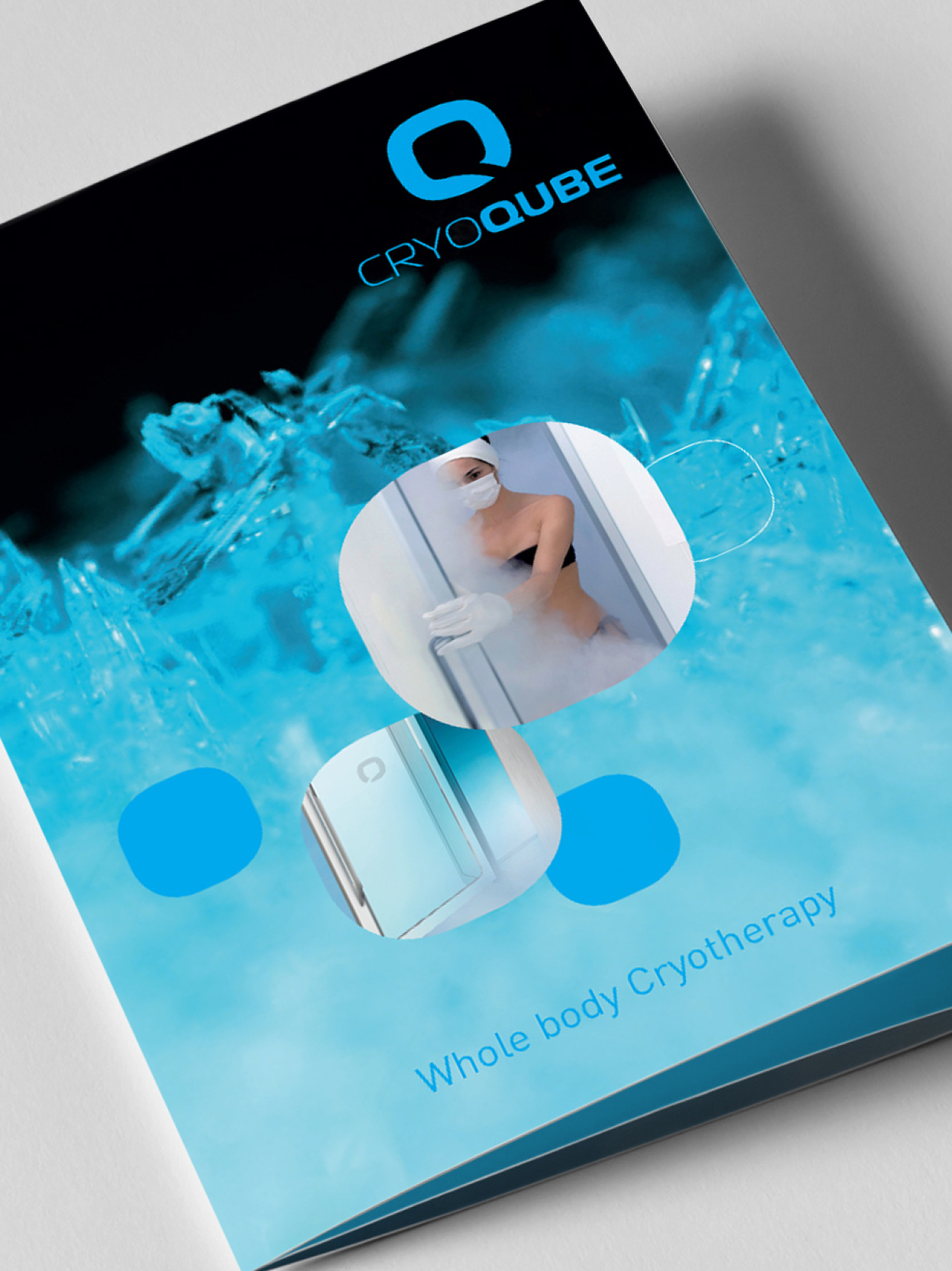 Quantum CryoQube brochure closed