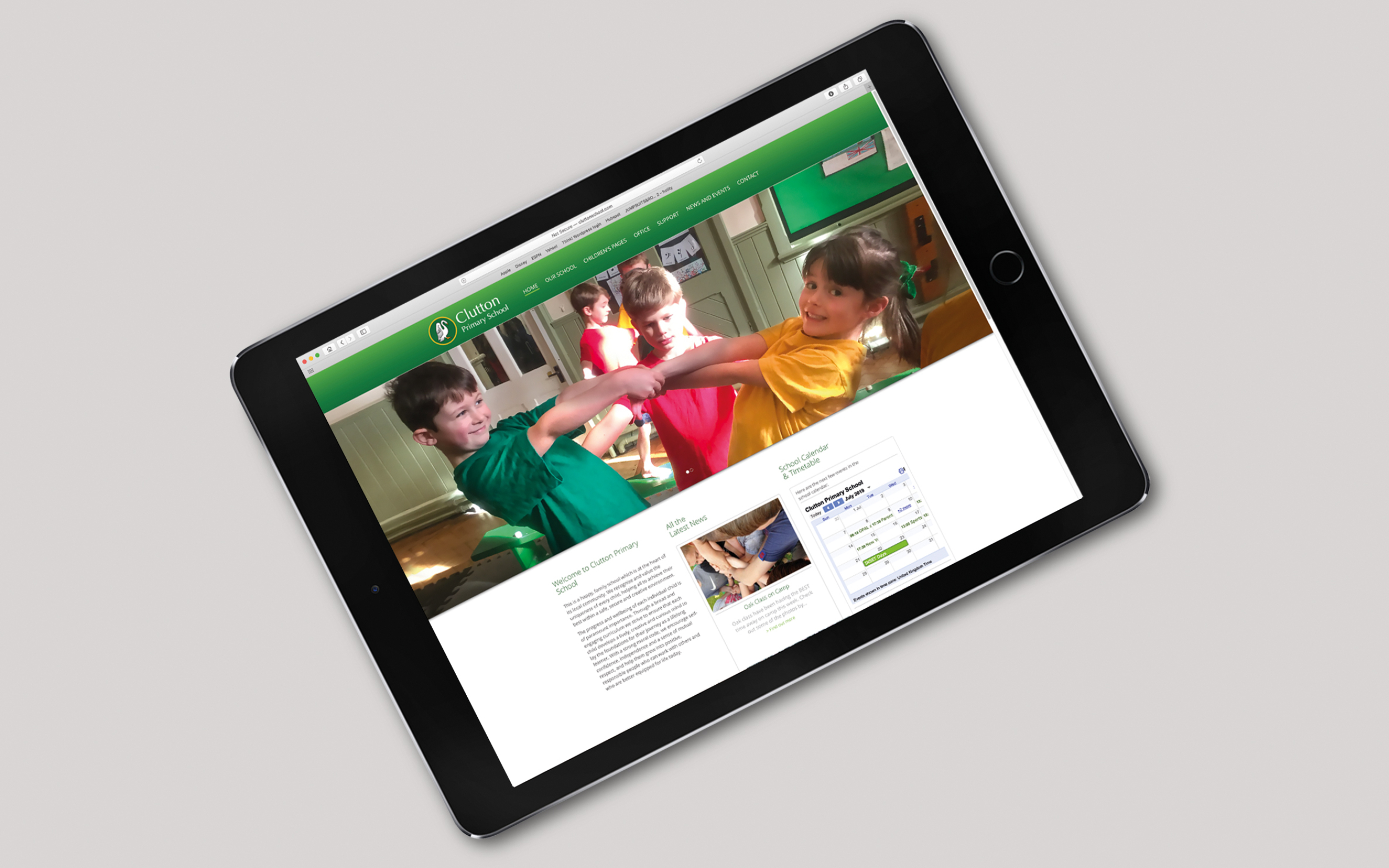MNSP Clutton Primary School Website