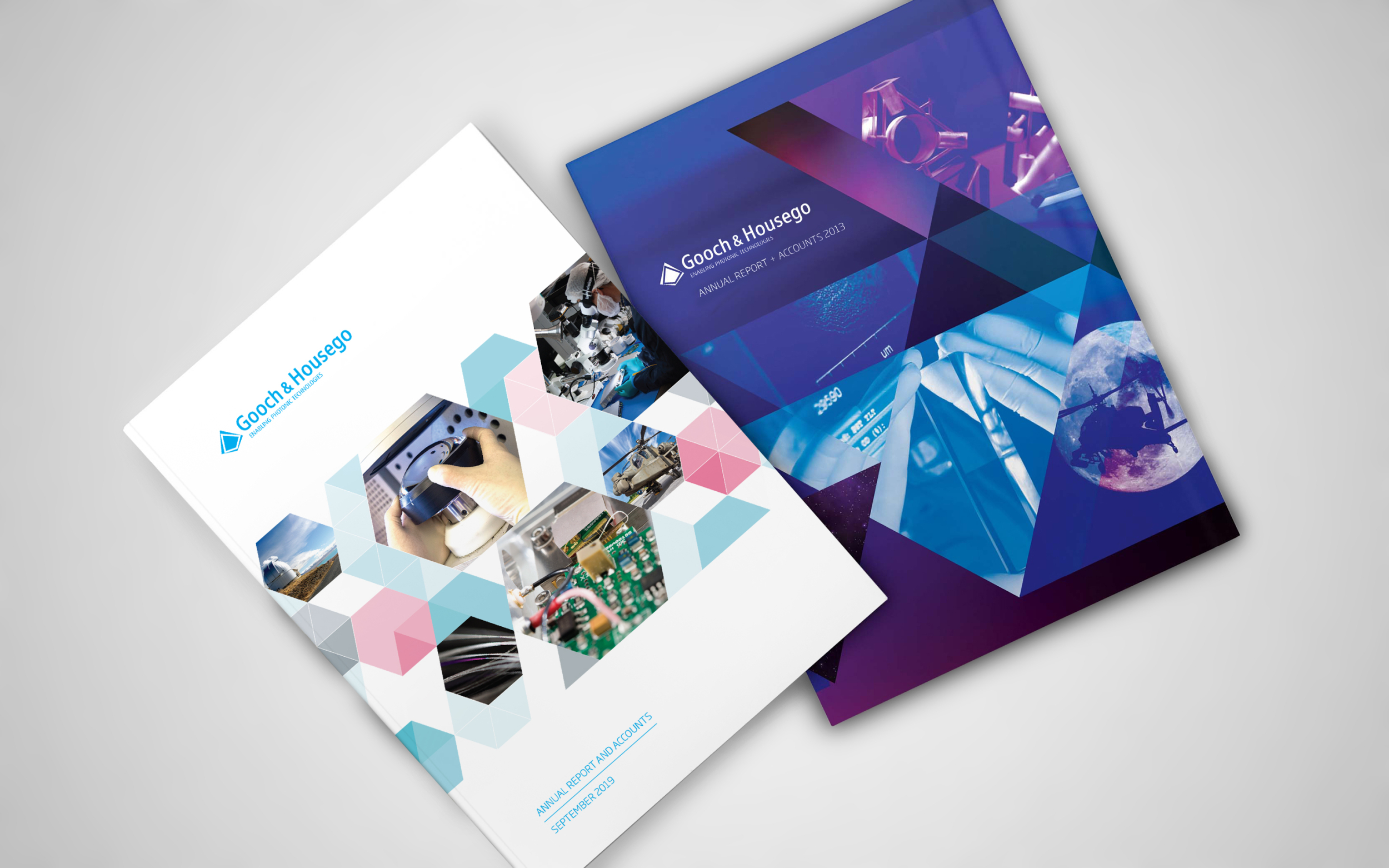 Gooch - Annual Report Covers