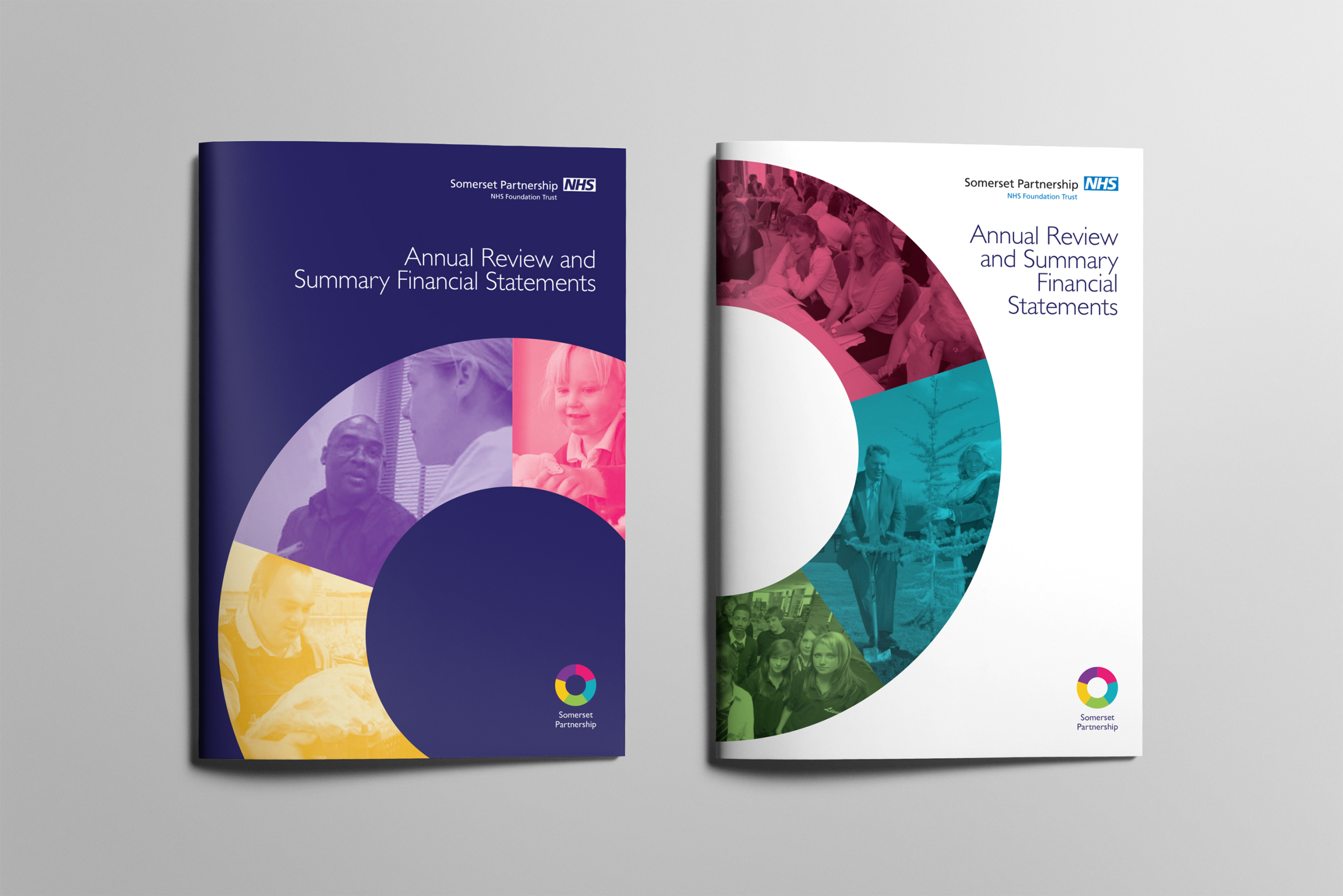 Somerset Partnership Annual Reports